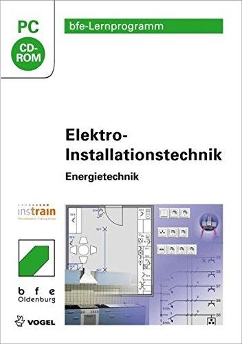 Elektro-Installationstechnik: Energietechnik