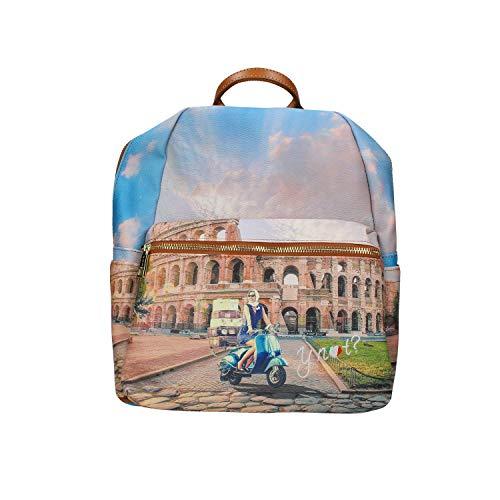 YNOT Zaino yes bag medio YES-381S0 rome vita