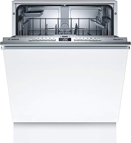 Bosch SMV4HAX48E Serie 4 Geschirrspüler Vollintegriert / A++ / 60 cm / 262 kWh/Jahr / 13 MGD / SuperSilence / InfoLight / Extra Trocknen / VarioBesteckkorb / Home Connect