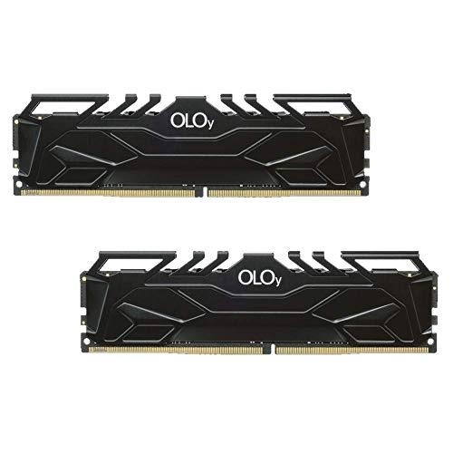 OLOy DDR4 RAM 16GB (2x8GB) 3200 MHz CL16 1.35V 288-Pin Desktop Gaming UDIMM...