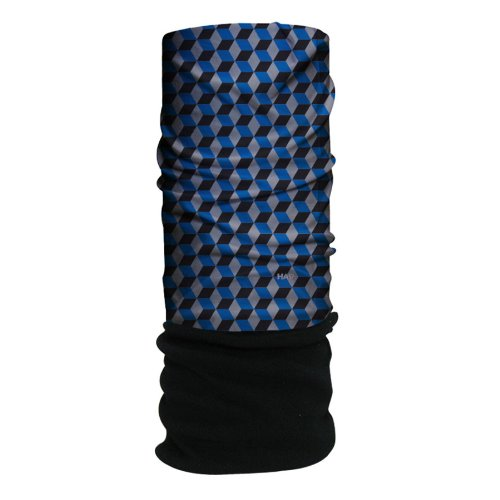 Had Head Accessoire Taille Unique Multicolore - Dimensions Cubes Sky Fleece/Black WF