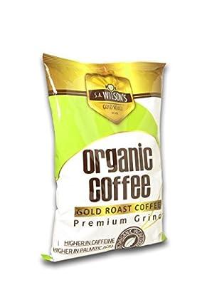Organic Enema Coffee (1 Pound) from Sa Wilson