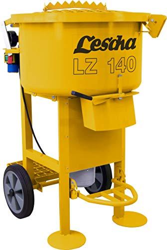Lescha LZ140 - Mezclador de hormigón y mortero