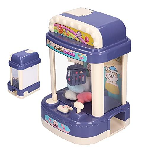 Shanrya Máquina de Garra de muñeca, máquina de Garra Ligera con música Ligera para supermercado casero(#1, Tipo de Torre Inclinada de Pisa)