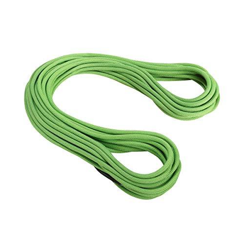 Mammut 8.7SERENITY - Cuerdas, Unisex Adulto, Verde(Dry Standard Neon Green)
