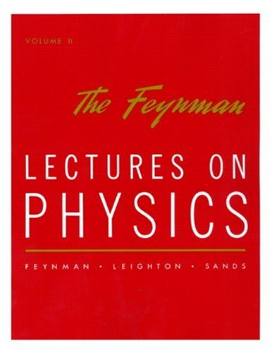 The Feynman Lectures on Physics: Commemorative Issue Vol 2 (World Student S.)