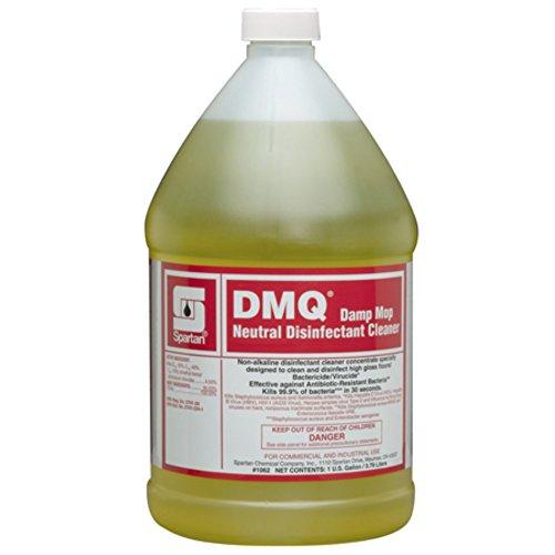 Spartan DMQ Disinfectant Cleaner, Case