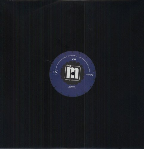 Various Banging Artists Ep [Vinyl Single]