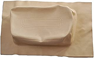 Club Car DS Golf Cart Buff Replacement Seat Back Cover 1979-1999