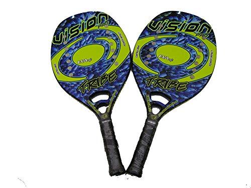 Coppia Racchette Beach Tennis Vision Tribe 2018