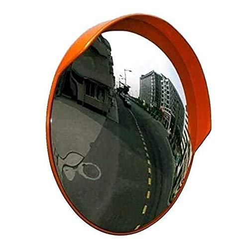 Espejo de Tráfico El tráfico exterior gran angular, espejo de la seguridad en las carreteras Observación Lente Gran Angular Interiores Y Exteriores de tráfico de camino de la esquina de vigilancia ant