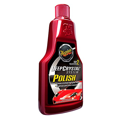 Meguiars Deep Crystal Polish Autopolitur, 473ml