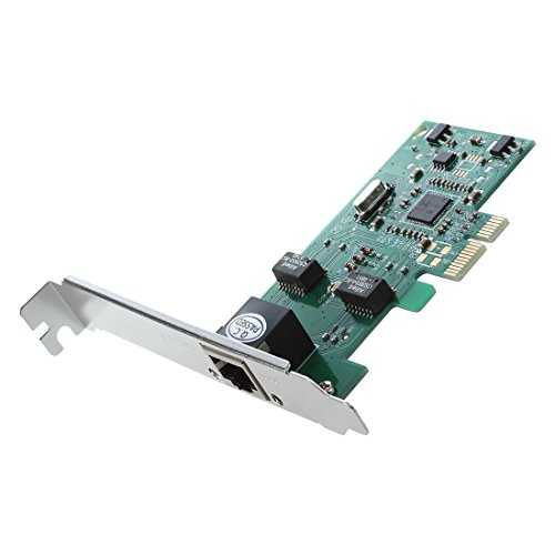 SODIALR PCI Express 10/100/1000M Gigabit Ethernet