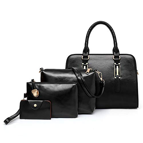 YYZZ Mutter Tasche vierteilige mobile Handtasche Mode Schulter Umhängetasche