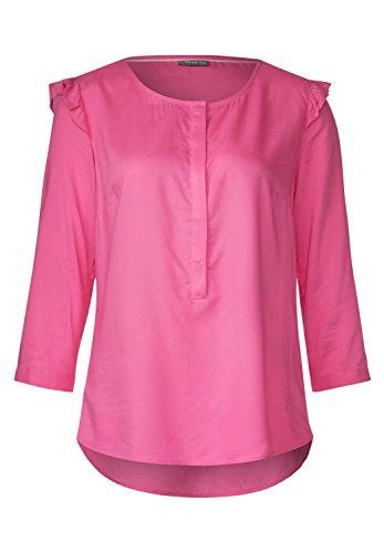 Street One Damen 340830 Bluse, Rosa (Flamingo Pink 11272), 42
