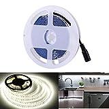 Arotelicht Tira de luz LED 5 m, 12v SMD2835 600leds IP20 Blanca frío iluminación interior Sin alimentación ni controlador