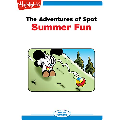 The Adventures of Spot: Summer Fun Titelbild