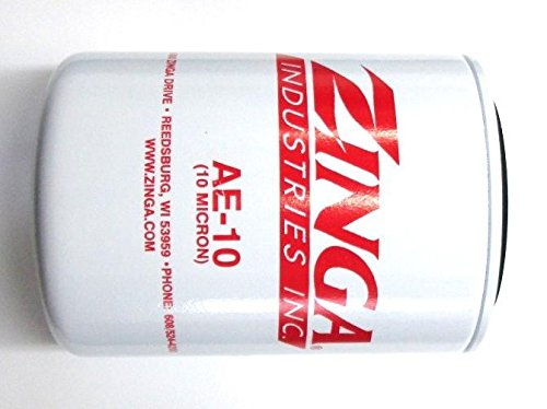 ZA AE-10-12BX - Zinga Spin on Filter 3 Max 52% OFF 1