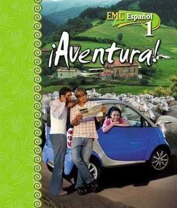 Aventura, Level 1 Workbook (Spanish Edition)