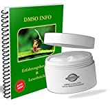 Leivys DMSO Creme - Salbe mit Dimethysulfoxid 99,9%  Reinheit  bequeme Anwendung, effektive Wirkung 50ml