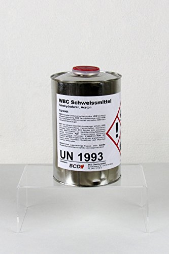 1 Dose 1,0Lt. WBC Kaltschweißkleber Inklusive Pinsel