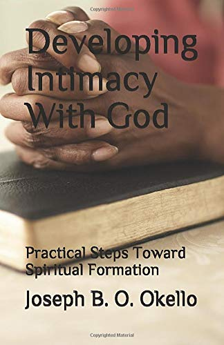 developing intimacy with god - 5