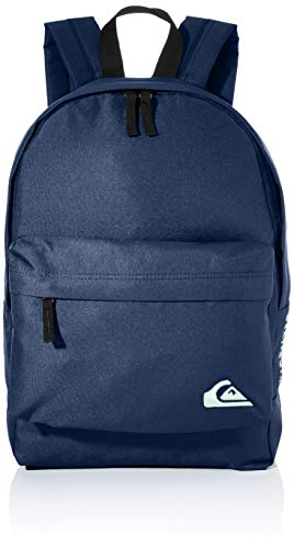 Quiksilver Mens SMALL Everyday Edition Backpack, Navy Blazer, 1 SIZE