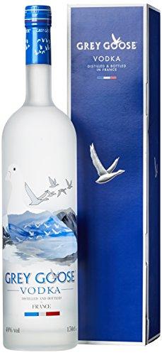 Grey Goose Wodka mit Geschenkverpackung (1 x 1.5 l)