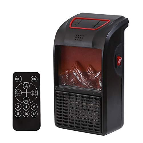 househome - Radiador eléctrico con soplador de calor y antisobrecalentamiento para casa, oficina o dormitorio