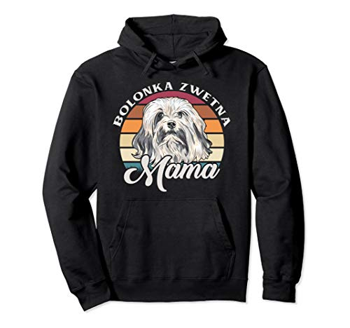Bolonka Zwetna Mama Pullover Hoodie