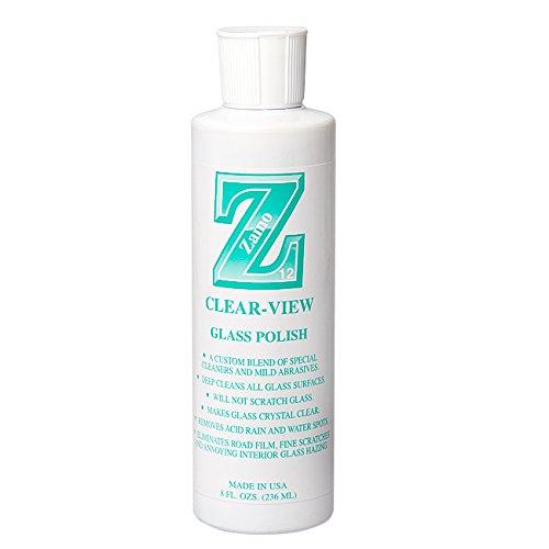 Zaino Z-12 Clear-View Glass Polish