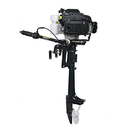 Why Should You Buy BoTaiDaHong 4 Stroke 4HP Fishing Boat Air-Cooling Engine Outboard Motor Tiller Sh...