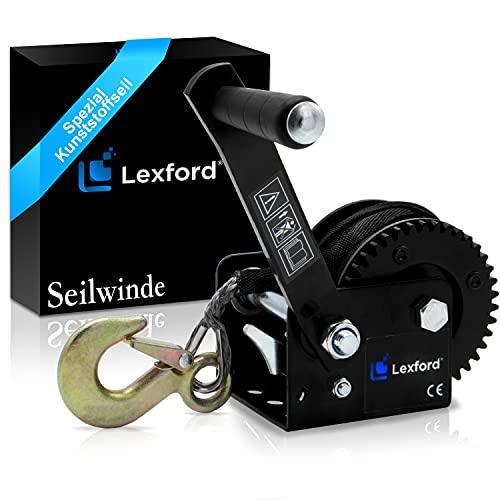 Lexford 360kg-Synthetikseilwinde