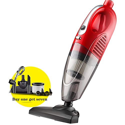 New JUNword Plug-in Household Vacuum Cleaner 220V 800W Silent Handheld Vacuum Cleaner Powerful Sucti...