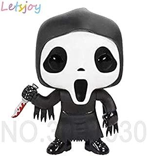 ghostface scream doll