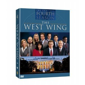 The West Wing - Complete Season 4 (6 Disc Box Set) [DVD]