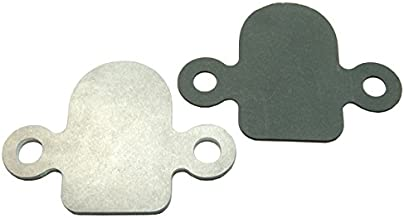 LZM 1004-012-1 - EGR Block Off Plate with Gasket for Your H22, H23, F22, Accord, and Prelude