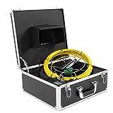 Cámara Domo a prueba de agua A todo color 7 pulgadas Recargable 1080P Dual IP68 Investigación biológica(European regulations)