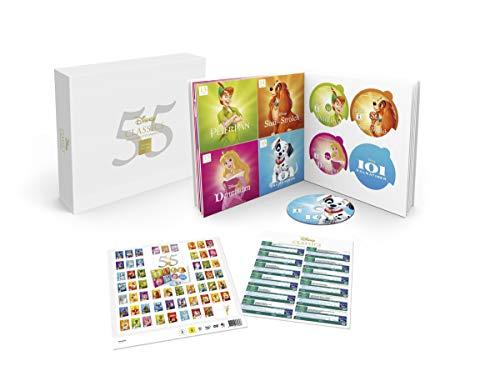 Disney Classics Komplettbox [55 DVDs]