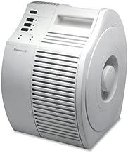 Honeywell Quietcare HEPA Air Purifier-12ft x 14ft-168Sq. ft.-White-by HONEYWELL