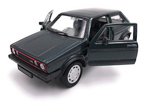 H-Customs Golf l 1 GTI Modellauto Auto Lizenzprodukt 1:34-1:39 Grün