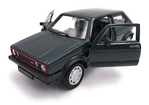 H-Customs Golf l 1 GTI Modellauto Auto Lizenzprodukt 1:34-1:39 Grün