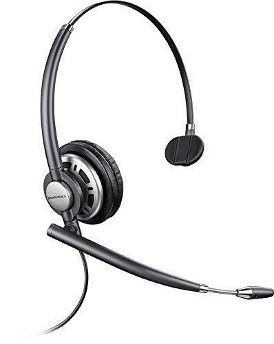 Plantronics HW710 Encorepro Auriculares con cancelación de ruido 78712-102 I Cable...