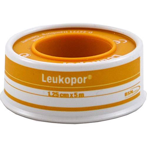 Leukopor 1,25 cmx5 m, 1 St