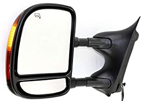 Kool Vue Power Mirror For 2004-2008 Pontiac Grand Prix Passenger Side