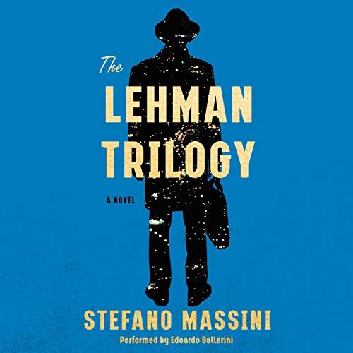 The Lehman Trilogy cover art