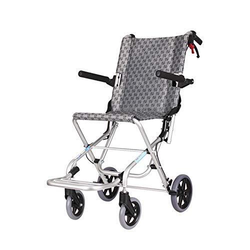LOO LA Mobiclinic Faltrollstuhl Faltbar Rollstuhl Sanitätshaus Rot Multi-Size-Reifenbreite Multi-Size-Rollstuhlsitzhöhe