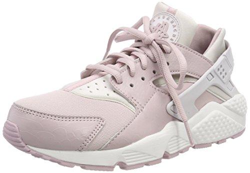 Nike WMNS Air Huarache Run, Chaussures de Running Compétition Femme, Multicolore (Vast Grey/Particle R 029), 36.5 EU