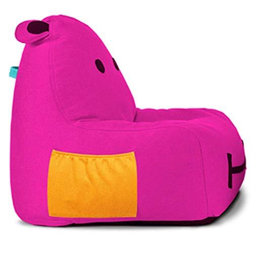 Zitzak slaapbank voor lui bank zitzak sofa faul stoel meisje leuke enkele slaap 60 X 66 X 63 cm