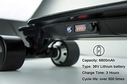 Elektro Skateboard SKATEBOLT Tornado Bild 5*